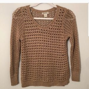 LUCKY BRAND SWEATER SIZE M